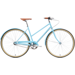 State Bicycle Co. City Bike - The Azure 3-Speed