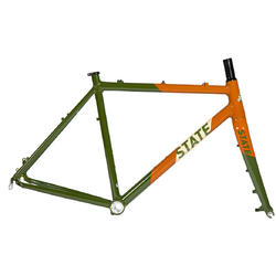 State Bicycle Co. Thunderbird Cyclocross Bike Frame + Fork