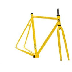 State Bicycle Co. The Simpsons Limited Edition Chromoly Frameset
