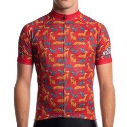 State Bicycle Co. The Simpsons Xmas Jersey