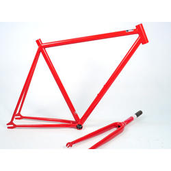 State Bicycle Co. Red Frameset