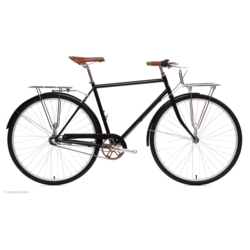 State Bicycle Co. City Bike - The Elliston Deluxe 3-Speed