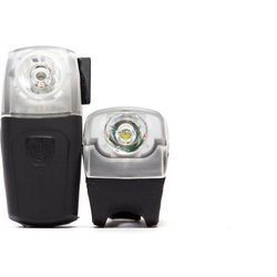 State Bicycle Co. USB Rechargeable LED Silicone Bike Light Set