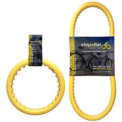 Stop-A-Flat Puncture Proof Bicycle Tube