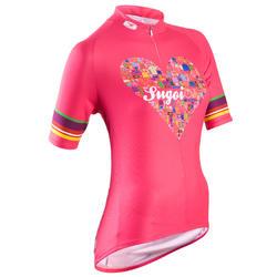 Sugoi I Heart Bikes Jersey - Women's
