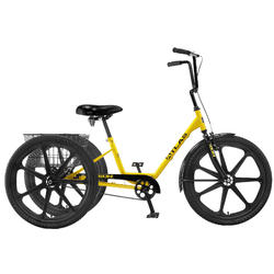 Sun Bicycles Atlas Deluxe Trike (with Aluminum Wheels)
