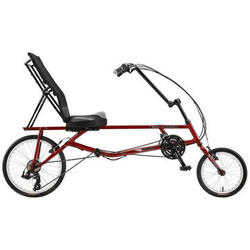 Recumbent Bikes and Trikes - Cahaba Cycles - Birmingham