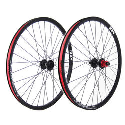 Sun Ringle DJ Single Wheelset