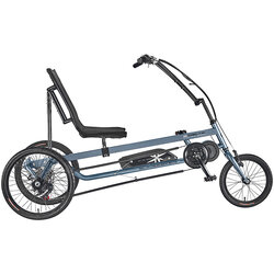 Sun Seeker E-Delta Electric Assist Trike