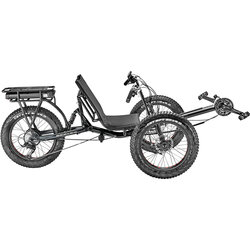 Sun Seeker E-Fat-Tad Electric Assist Tadpole