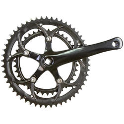 Sunlite Alloy Double Crankset - Road