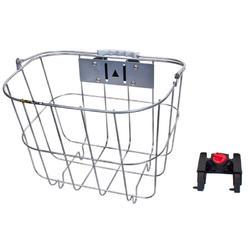 Sunlite Light Steel Quick Release Basket
