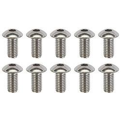 Sunlite Stainless Steel Button Head Bolts