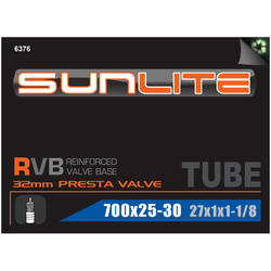 "27 X 1/"" 27 X 1¼/"" Quality Bicycle Tubes 2 sizes Presta Valve"