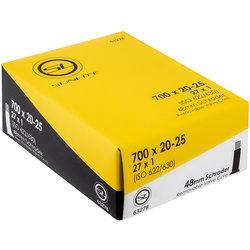 Sunlite Standard Schrader Valve Tube 700 x 20-25 (27 x 1)