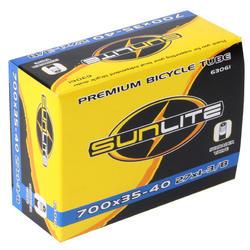 Sunlite Standard Schrader Valve Tube 700 x 35-40 (27 x 1 3/8)