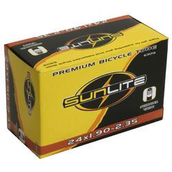 Sunlite Standard Schrader Valve Tube 24 x 1.9-2.35