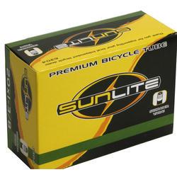 Sunlite Standard Schrader Valve Tube 20 x 2.75-3