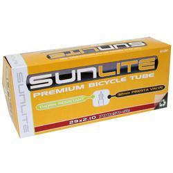 Sunlite Thorn-Resistant Presta Valve Tube 29 x 2.1 (700 x 50-52)