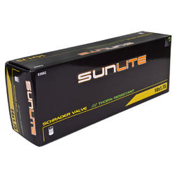 Sunlite Thorn-Resistant Schrader Valve Tube 14 x 1.75
