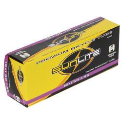 Sunlite Thorn-Resistant Schrader Valve Tube 16 x 1.5-1.95