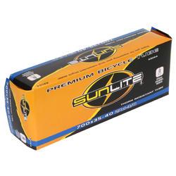 Sunlite Thorn-Resistant Presta Valve (32mm) Tube 700 x 35-40 (27 x 1 3/8)