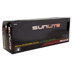 Sunlite Thorn Resistant Schrader Valve Tube 29 x 1.9-2.30