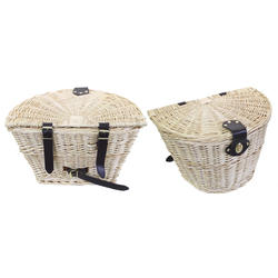 Sunlite Willow Picnic Basket
