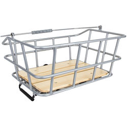 Sunlite Woody Rack Top Rear Basket