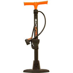 Sunlite Air Surge Comp Lite Floor Pump w/Gauge