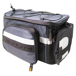 Sunlite Rack Pack w/Pannier (Medium)