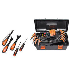 Super B 21 Piece Classic Bike Tool Box Set