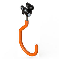 Super B Ceiling Bike Slider Hook