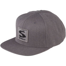 Surly Grey Area Snap Back Hat
