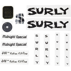 Surly Midnight Special Decal Set