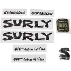 Surly Straggler Frame Decal Set