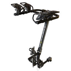 Swagman Jackknife 2-Bike Vertical Hitch-Mount Rack