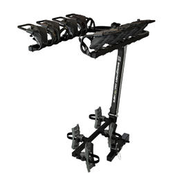 Swagman Jackknife 4-Bike Vertical Hitch-Mount Rack
