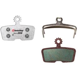 SwissStop Disc E Brake Pads—Avid Code (2011-2014), Guide
