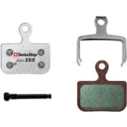 SwissStop Disc E Brake Pads—SRAM eTap AXS, Level