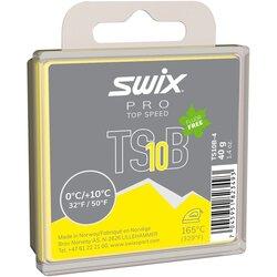 Swix TS10 Black, 0°C/+10°C