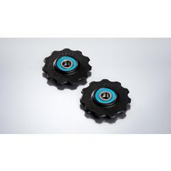 Tacx Ceramic Teflon Jockey Wheels, Shimano/Campagnolo