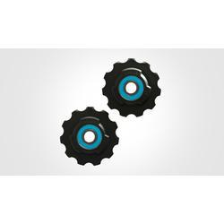 Tacx Ceramic Teflon Jockey Wheels, SRAM