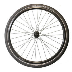 TerraTrike 24-inch Rear Wheel Kit – Double Wall – Black – Marathon Tire