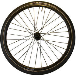 TerraTrike 26-inch Rear Wheel Kit - Double Wall - Black - Marathon Tire