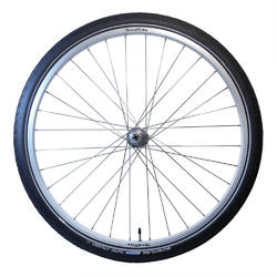 TerraTrike 26-inch Rear Wheel Kit - Single Wall - Silver - Road Cruiser Tire