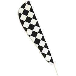 TerraTrike Teardrop Flag