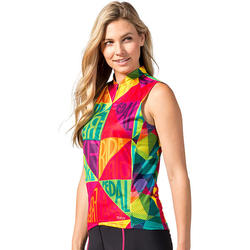 Terry Signature Sleeveless Jersey