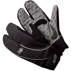 Terry Split Mitt Gloves - Women's