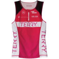 Terry Team Tri Top Jersey - Women's